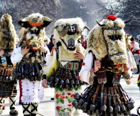 Село Желю войвода ще бъде домакин на маскарадните игри в неделя