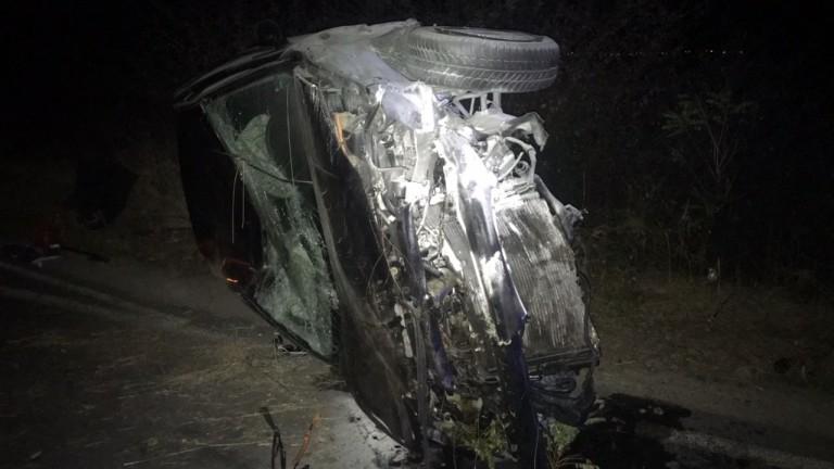 На 13 януари, в 00,15 часа, в РУ-Нова Загора, е получено съобщение за възникнало пътно произшествие на пътя между град Нова Загора и село Ценино. На място...