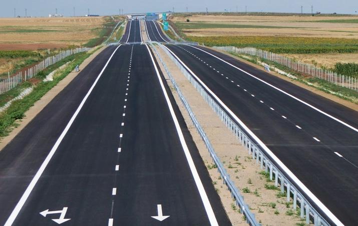 """На 23 юли шофьорите да карат с повишено внимание и да спазват стриктно поставената пътна сигнализация между 284-ти км и 286-ти км на автомагистрала """"Тракия""""..."""