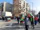 Силистра излезе на протест срещу ТИР-овете в града (видео)