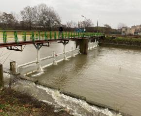 Ситуацията с водоемите в областта продължава да бъде спокойна
