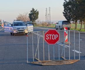 След сигнали: Промениха местата на КПП-тата в Сливен