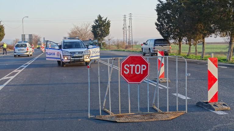 След множество сигнали на граждани и анализ на ситуация та променихаместоположението на контролно-пропускателните пунктове в Сливен за по-голямо...