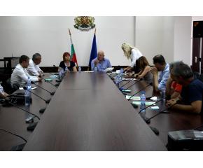 След срещата в Ямбол с министъра на околната среда и водите бе проведена втора в Стара Загора