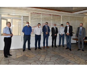 В Сливен беше открит Център по медиация към Окръжния съд