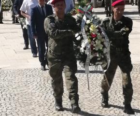 Сливен чества 135 години от Съединението на България