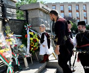 Сливен отбелязва 180 години от рождението на Хаджи Димитър