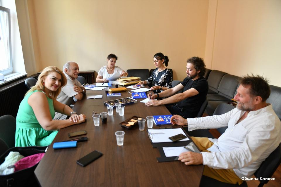 """Общински фонд """"Култура""""- Сливен обявява резултатите от есенната сесия за 2019 година. Управителният съвет на фонда проведе редовни заседания, на които..."""