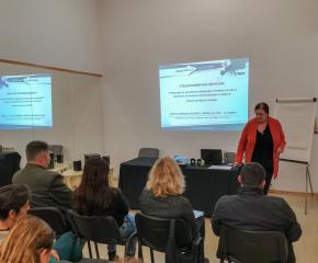 В Сливен се проведе специализирано обучение за превенция на рисковото поведение и трафика на хора в контекста на ранната сексуализация на децата