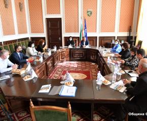 В Сливен се провежда заседание на Националната асоциация на секретарите на общини в България