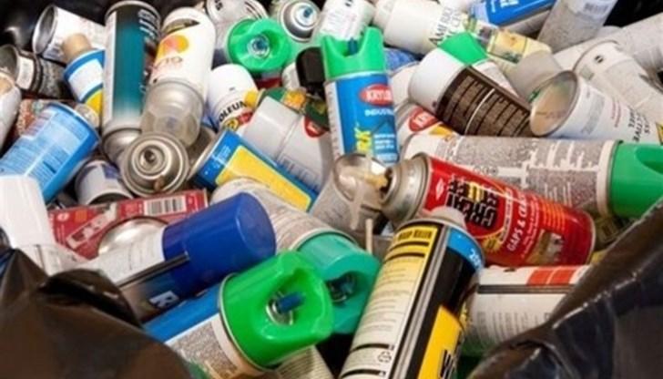 """Община Сливен и """"БАЛБОК ИНЖЕНЕРИНГ"""" АД организират мобилен събирателен пункт за безвъзмездно приемане на опасни отпадъци от домакинствата и последващото..."""
