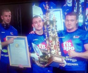 Сливенски полицай с поредна победа: Спечели колан от  SENSHI 6