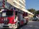 Сливенски пожарникари спасяваха хора и гасиха пожар при демонстрация