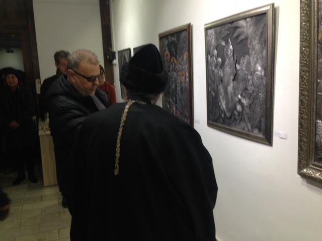 """Изложба """"Паметници на културата"""" е открита в навечерието на 24 май в """"Галерия Седем"""" в Сливен, съобщиха от Галерията.Изложбата на известния сливенски творец..."""
