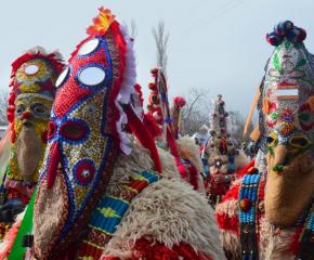 Сливенското село Желю войвода е домакин на маскарадни игри на 23 февруари
