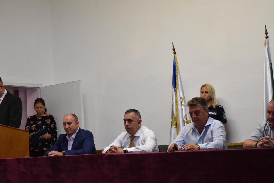 Тържеството събрание по случай 142 години от създаването на Министерството на вътрешните работи се състоя в навечерието 5 юли в областната дирекция на...