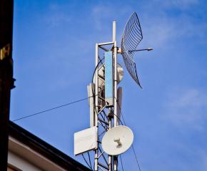 Служители на РУ-Котел заловиха мъж, откраднал телекомуникационна кула
