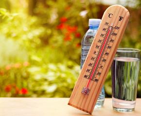Слънчева и гореща неделя, а следобед ще превали