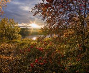 Слънце и студ в понеделник, утре сутрин температури около нулата
