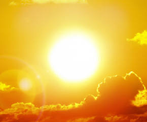 Слънце и високи температури в петъчния ден