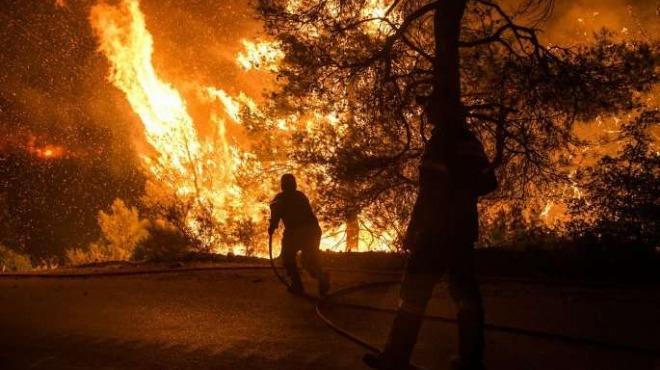 30 декара смесена гора са спасили пожарникари от регионалната служба ПБЗН в Твърдица. Пожарът е тръгнал от запалени сухи треви в землището на град Шивачево...