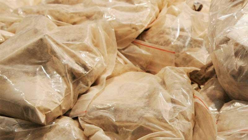 16 килограма хероин са задържани при акция на ГДБОП и полицията в кюстендилското село Коняво, съобщи БНР. При акцията са задържани двама души. Единият...