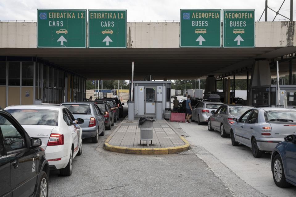 От днес са в сила нови правила за влизане в Гърция. Вчера стана ясно, че вече ще можем да минаваме границата и с бърз тест. Той обаче трябва да бъде качен...