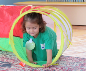 Спортен празник в детската градина