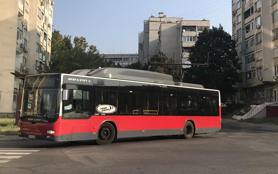 От сряда в утринните часове автобусите ще се движат още по-често Превозните средства на обществения транспорт в Ямбол ще се движат още по-често в сутрешните...