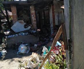 Старица остана без дом след пожар