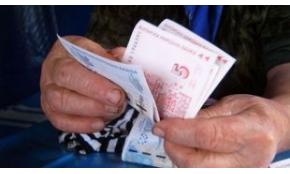 Стартира изплащането на пенсиите за този месец