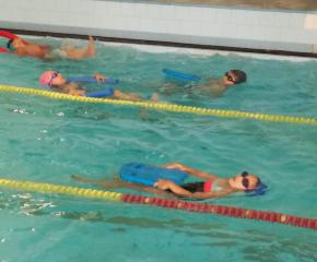 Стартира лятното училище по плуване на БЧК - Ямбол