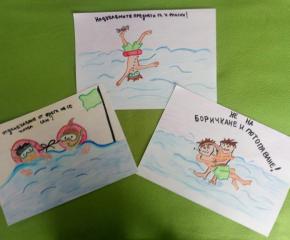 Стартираха обучения свързани с водната безопасност на ученици от Веселиново