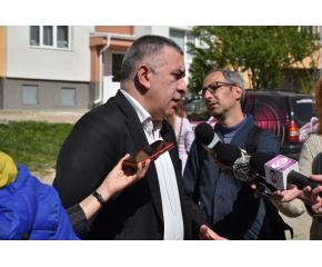 Стефан Радев: Изграждаме нови паркоместа за сметка на незаконните гаражи