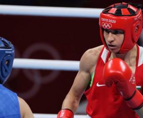 Стойка Кръстева донесе втори медал за България на Олимпийските игри в Токио