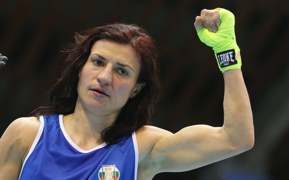 Стойка Кръстева донесе втори олимпийски златен медал за България от игрите в Токио! На финала от олимпийската програма по бокс в Токио в категория до 51...