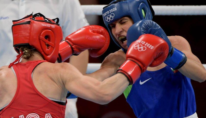 След 25-годишна пауза България отново има финалист в бокса на Олимпийски игри. Стойка Кръстева победи представителката на домакините Цукими Намики с 5:0...