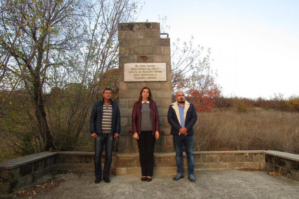 11 ноември 1830г. е рождената дата на Панайот Хитов. Героят, който освобождава Стралджа от турско робство. В знак на почит и уважение пред паметната плоча...