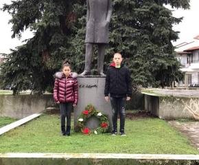 В Стралджа почетоха паметта на Яворов