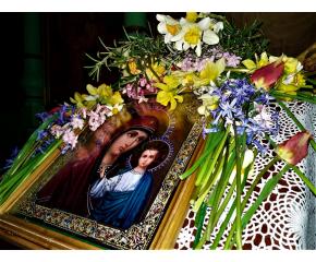 На Светли Вторник почитаме Божията майка