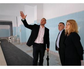 Световният шампион Петър Стойчев посети Сливен