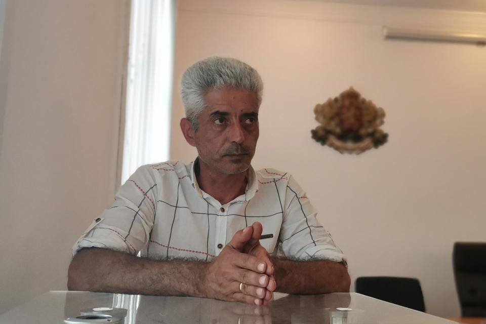 """Светозар Грозев беше избран за председател на Сдружение с нестопанска цел """"МИГ – Тунджа"""" на проведеното на 25 май 2021 г. общо събрание. Зам.-кметът..."""