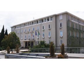 Съдебната палата в Стара Загора ще остане затворена за 24 часа поради сигнал за бомба