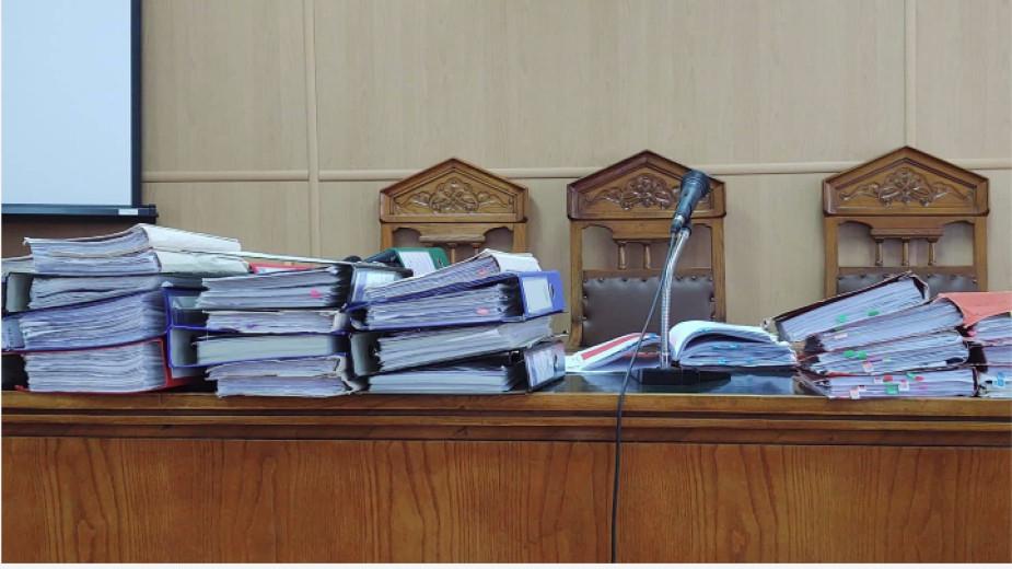 Членове на Съдийската колегия предлагат заради COVID-19 да бъде отложени с месец съдебните заседания. Дали ще се стигне до такава препоръка към председателите...