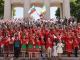 Сънародниците ни в Украйна с приветствие към всички българи