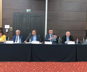 Състоя се събранието на Националната асоциация на председателите на общински съвети