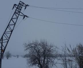 (Обновена) Тежка зимна обстановка в Сливенско. Има села без ток