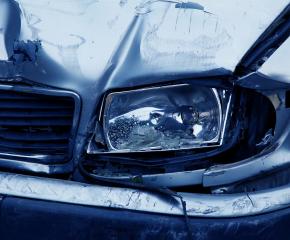 Тежко пътно произшествие на път І-6 край град Сливен