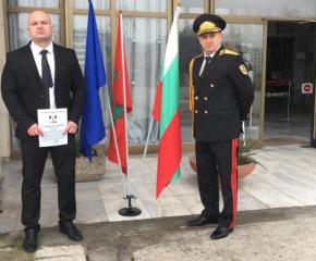"""Топ криминалист от Сливен е отличен с второ място в 27-то издание на """"Полицай на годината"""""""