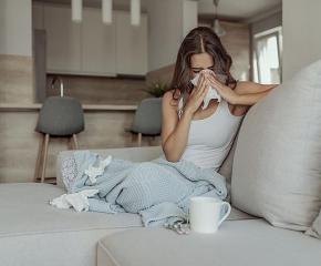 Топлото време отложи грипа